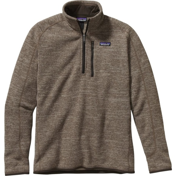 Patagonia Other - Patagonia Mens Better Sweater NWT Pale Khaki Small